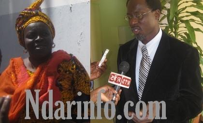 [Info Flash] Saint-Louis : Mme Aida Mbaye Dieng et Abdoulaye Ndoye arrêtés