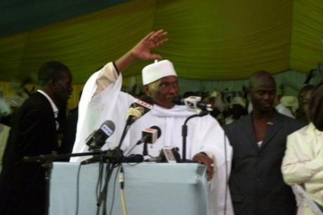 PRÉSIDENTIELLE 2012: la candidature de Wade validée par le Conseil Constitutionnel