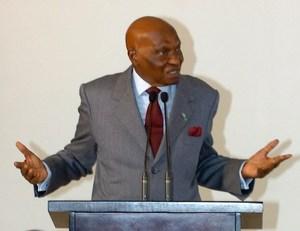 Washington demande à Abdoulaye Wade de céder la place