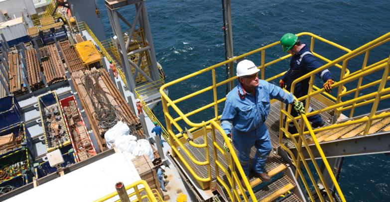 Kosmos annonce la découverte d'un puits de gaz à Saint-Louis