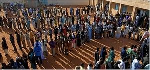 Présidentielle 2012: le matériel électoral réceptionné à Saint-Louis
