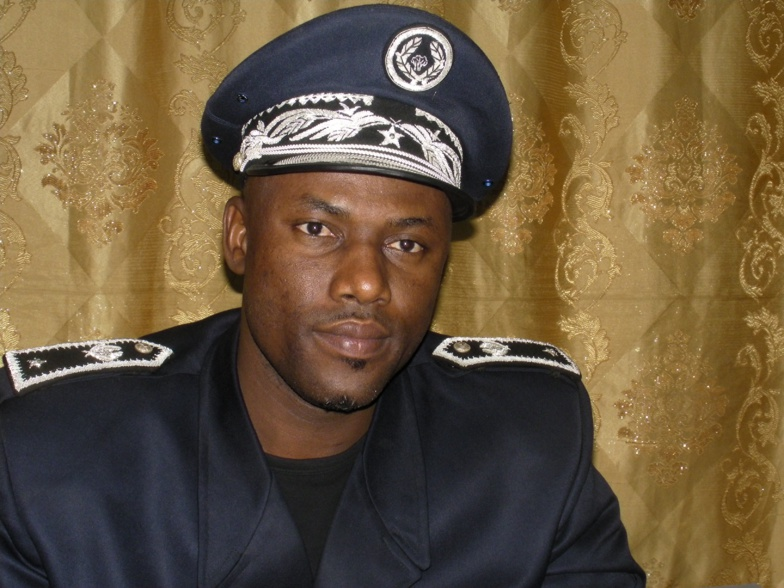Police : Ousmane FALL quitte le commissariat de l'île