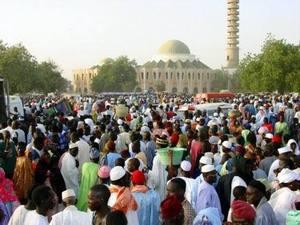GAMOU 2012 : Cheikh Ahmed Tidiane Chérif le fondateur de la Tidjania