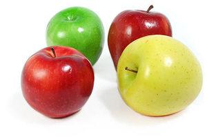 De la pomme contre la mauvaise haleine ?