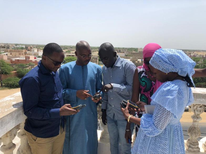 Le PDIDAS offre du matériel informatique aux présidents des Comités Techniques d'Appui à la Sécurisation Foncière pour la gestion du foncier rural
