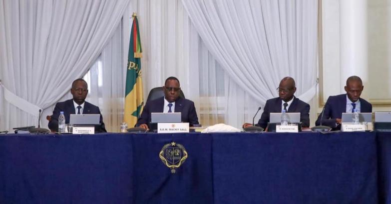 Le communiqué du Conseil des ministres de ce 02 octobre 2019