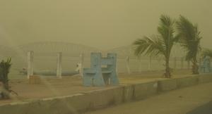 [Reportage Photos] Cette poussière mystérieuse qui crée la psychose à Saint-Louis