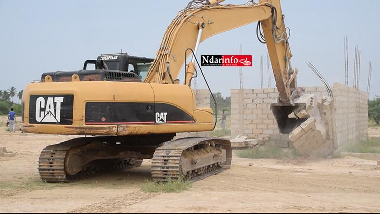 Démolition des habitations de Ngallèle-Extension : Abdou Rahim KÉBÉ déplore le « manque d'humanité » de Mansour FAYE (vidéo)