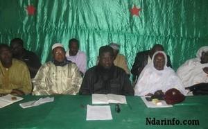Abdou Mbaye, SG PS: '' La population saint-.louisienne a vomi Wade''