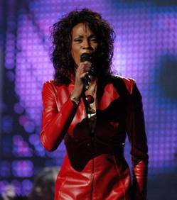 "Dernière interview de Whitney Houston: ""Je suis plus mature"""