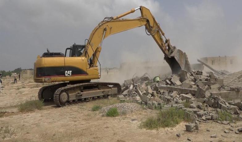 Maisons rasées à Ngallèle-Extension : Pastef/St Louis réclame l'indemnisation des victimes