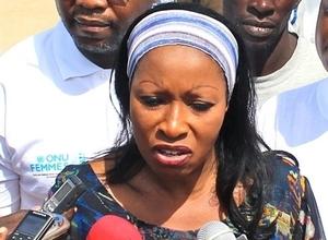 Croisade contre l'insalubrité à Saint-Louis: Mme Awa Ndiaye veut rendre sa ville propre