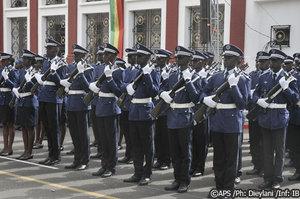 Saint-Louis: 1402 militaires et paramilitaires attendus devant les urnes