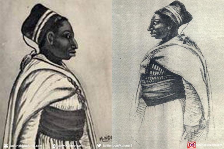 AUJOURD'HUI, 27 octobre 1886, Lat Dior Ngoné Latyr Diop est tué à Dekhelé