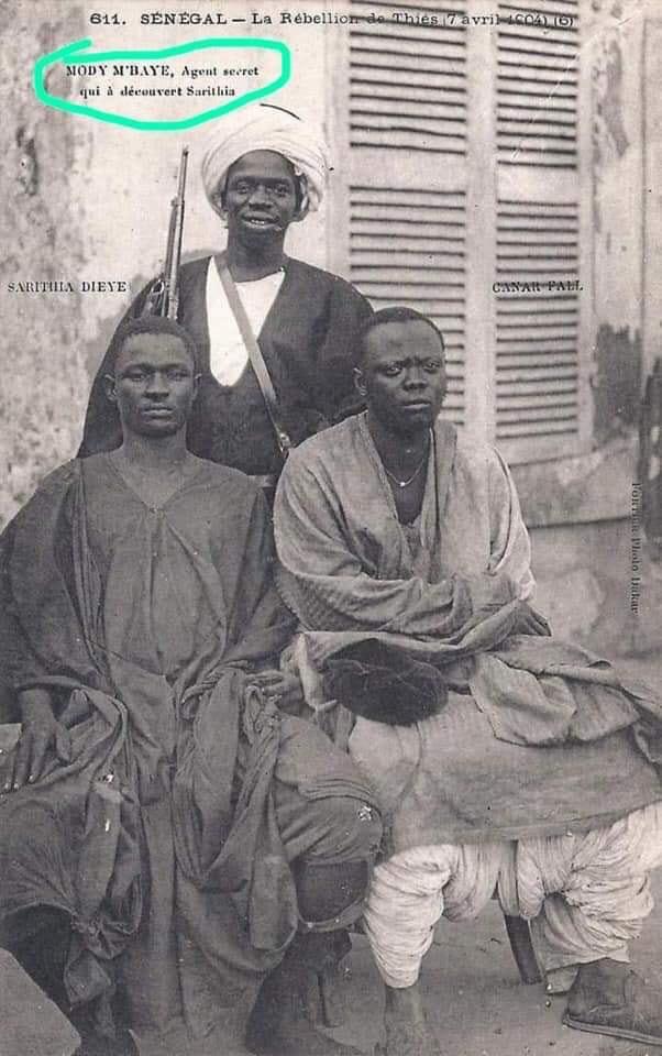 Histoire tronquée : Mody Mbaye était un vaillant défenseur des opprimés