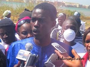 Opération Saint-Louis ville propre : 300 jeunes mobilisés conte l'insalubrité de la ville tricentenaire