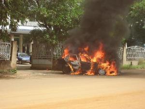Linguère: une deuxième maison saccagée et la voiture 8x8 du maire calcinée