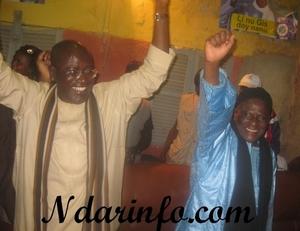 | VIDÉO | Saint-Louis : Cheikh Tidjane Sy et Youssou Diallo déclarent : ''Wade a reçu l'assurance de sa victoire à Saint-Louis''