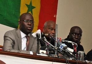 (Audio) Discussions entre Wade et le M23: Bamba Dièye crache ses vérités