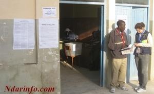 Un observateur de l'Eglise et une autre de l'UE, au centre d'Abdoulaye Mar Diop