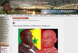 Pourquoi le site saintlouisdusenegal.com soutient Cheikh Bamba Dièye ?