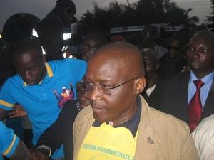 Saint-Louis : Ousmane Masseck Ndiaye satisfait de l'affluence des électeurs