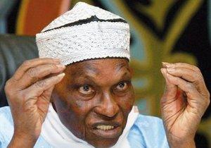 Déclaration de Son Excellence Maître Abdoulaye WADE Président de la République du Sénégal