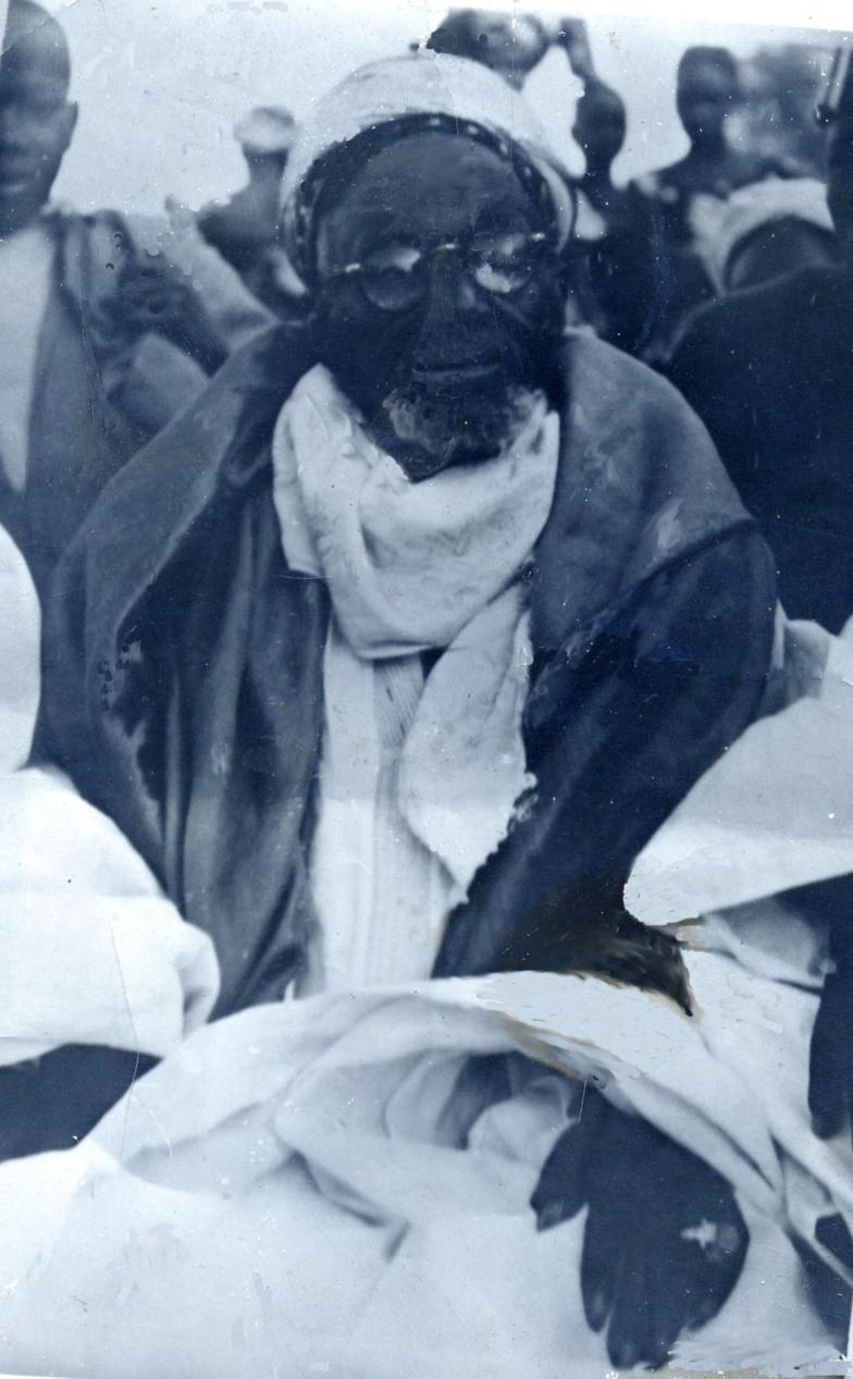 À la découverte d'Elhadj Salif MBENGUE, ce grand moukhadam de Maodo (rta)