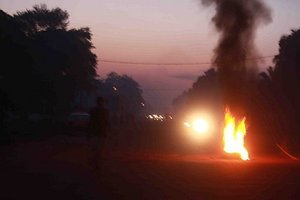 Tristesse à Darou: 10 maisons dont une daara se sont enflammées