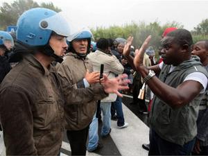 Crise financière de la zone euro: la détresse des immigrés saint-louisiens