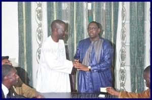 Cheikh Bamba Dièye a rejoint Macky Sall