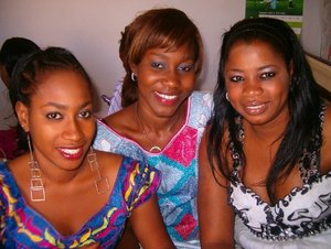 Dédicacé à Ndie Ba, Ndeye Fadieye Ka et Mame Fatou Ndiaye