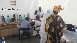 Présidentielle 2012- ''Fékké Maci Boolé'' mène ses actions sociales sur la place Faidherbe de Saint-Louis
