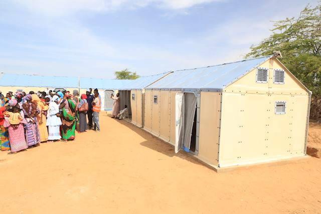 Saint-Louis : 600 logements prévus à Diougop pour les victimes de l'avancée de la mer