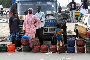 Baisse des prix du gaz butane, depuis samedi