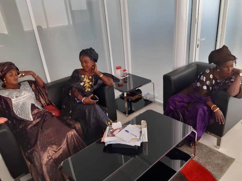 Capacitation des productrices maraîchères de GANDIOL : l'Association Inside obtient l'appui du Ministère de l'Agriculture (photos)