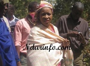 ENTRETIEN EXCLUSIF| Aux accusations d'achats de conscience et de fabriques frauduleuses de cartes d'électeurs, Mme Awa Ndiaye répond: ''Le Benno Bokk Yakar justifie sa défaite future à Saint-Louis''