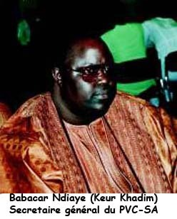Saint-Louis: Babacar Ndiaye Keur Khadim regagne la coalition ''Benno Bokk Yakaar''