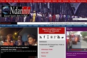 Second tour de la présidentielle 2012: Soyez des observateurs de Ndarinfo !