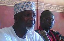 Oustaz Baba Ly, membre de l'ASCAI