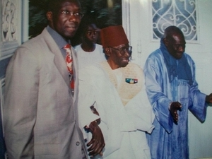 24 MARS 1907- 24 MARS 2012: Saint-Louis rend hommage à Papa Amadou Lamine Camara