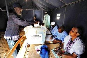 Saint-Louis-Reportage: Jour de vote à l'école Ndiolofène de Sor