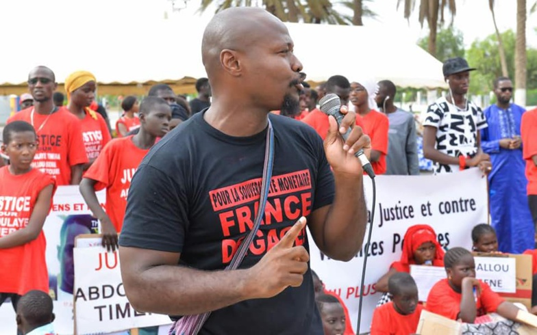 Arrestation de Guy Marius et Cie : la Société civile annonce un rassemblement populaire le 13 décembre prochain