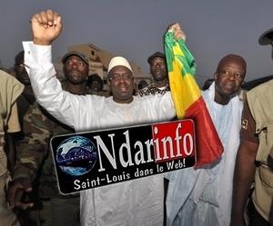 Résultats-Vote sur Ndarinfo.com: Macky Sall 79.83%, Abdoulaye Wade 19.37%