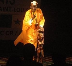 Culture: Zoumba en tournée au Ghana