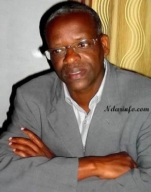 Saint-Louis : Alpha Sy présentera son nouvel ouvrage '' Le 23 juin au Sénégal (ou La Souveraineté reconquise)'' le 7 avril