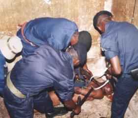 DRAME A PODOR : Un homme est retrouvé mort, une corde autour du cou