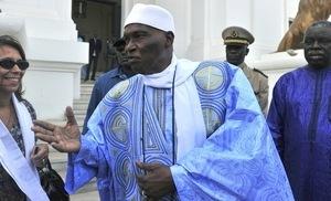 Résolution du congrès d'investiture du PDS en vue des élections législatives du 17 juin 2012