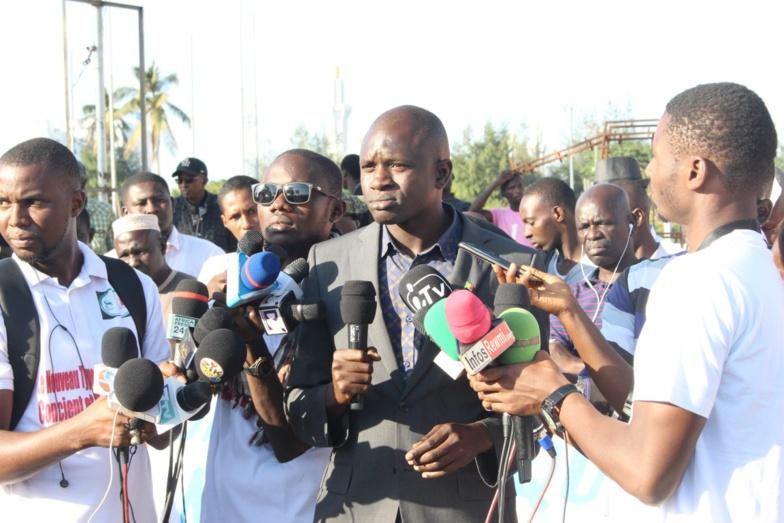 Arrestation de Dr Babacar Diop : Les étudiants et le Saes paralysent les universités aujourd'hui