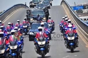 Photos| Les temps forts de la cérémonie l'investiture du Président Macky Sall